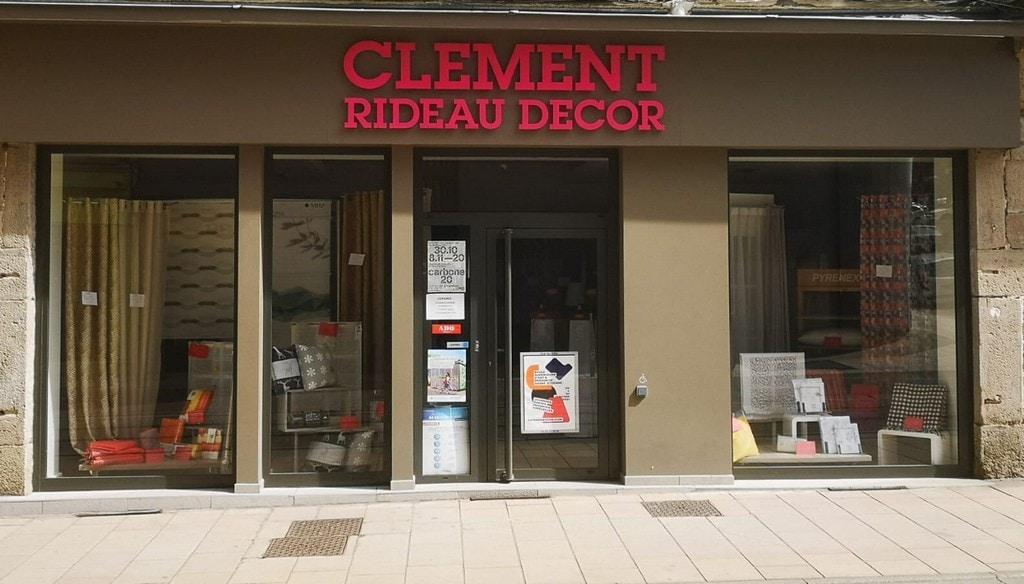 Rideau et store Saint-Etienne